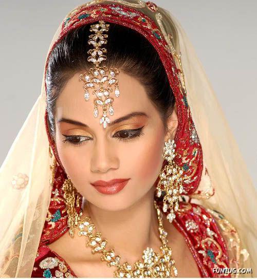 Bridal Makeup Indian. Indian Bridal