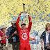 Indycar: Wheldon venció en Kansas City