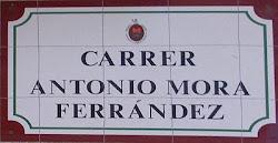 SSP-Placa Carrer