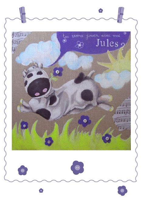 la vache de Jules