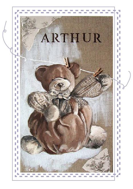 L'ours d'Arthur