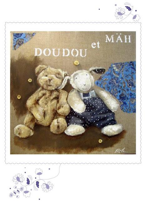 Doudou et Mäh