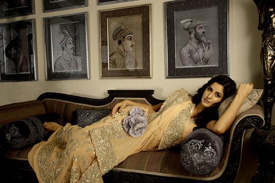 Katrina Kaif Lehenga Choli