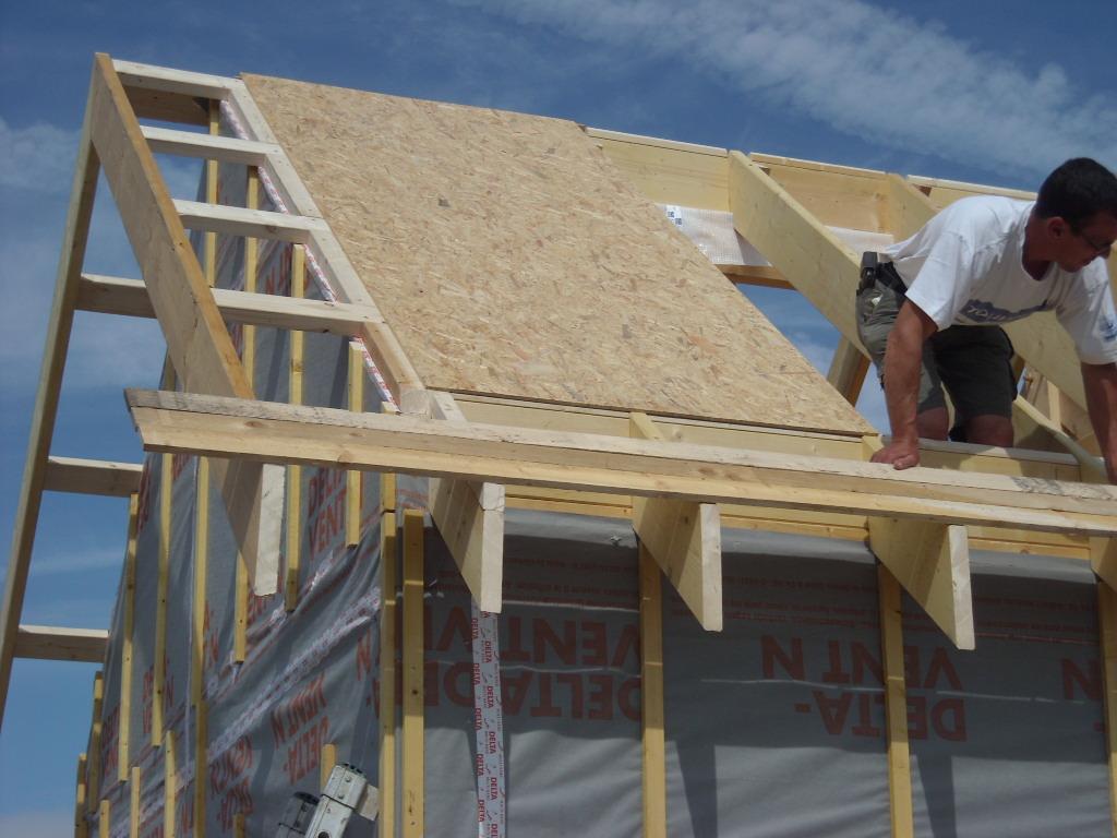 Crefab haute normandie novembre 2010 - Fabriquer une echelle de toit ...