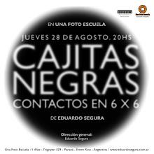 Cajitas negras de Eduardo Segura