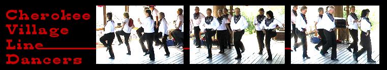 Cherokee Village Line Dancers