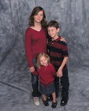 My kids!