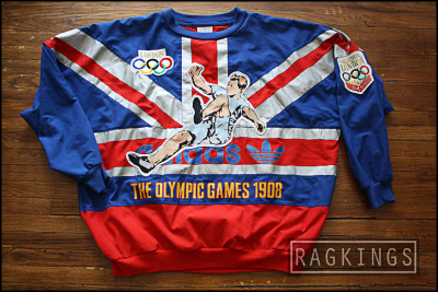 Adidas Olympic Games London Crewneck