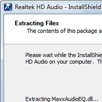 Realtek sound drivers for ALC and Windows 7 32bit