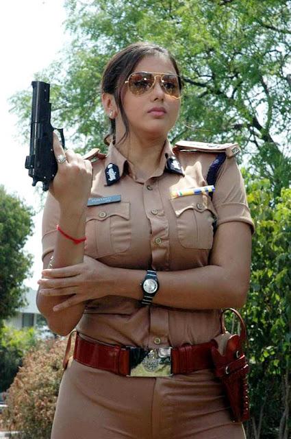 Namitha police images