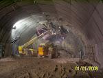 Comunicacion del túnel No 1
