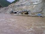 Tuneles No 1 y 2 Inundados