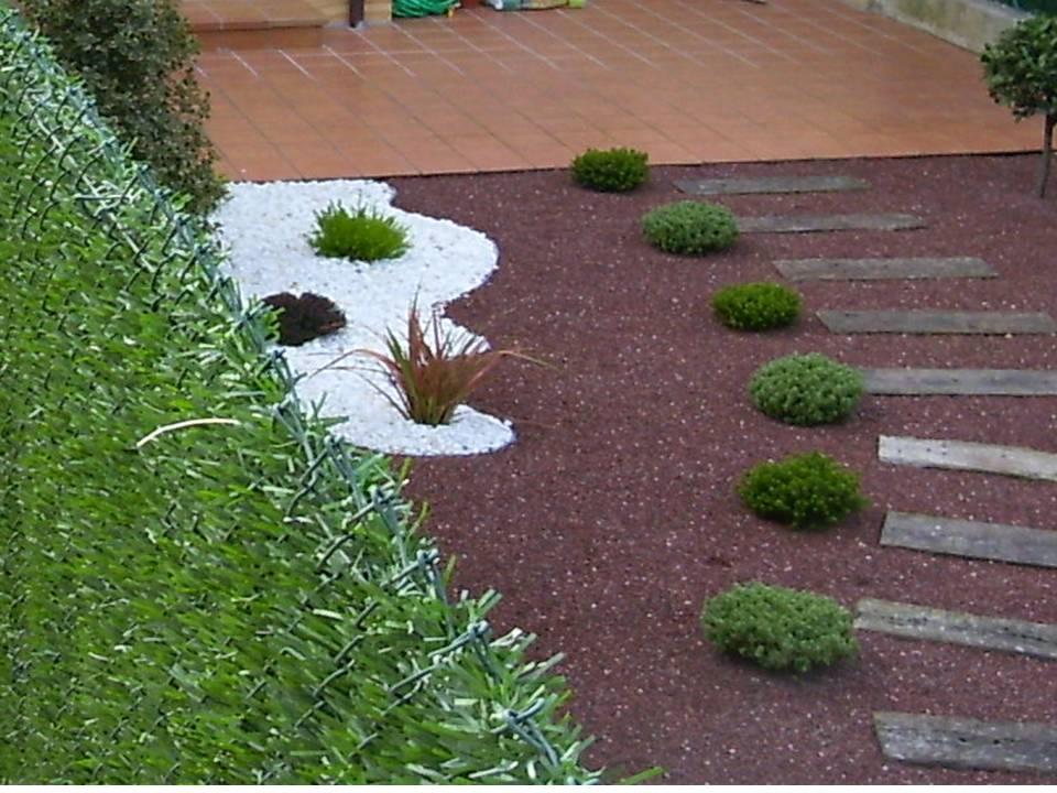 Modelos de jardines imagui for Modelos de jardines