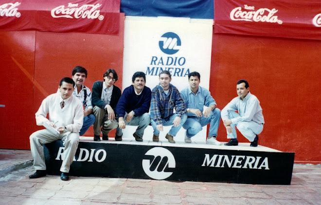 Personal de Radio Minería