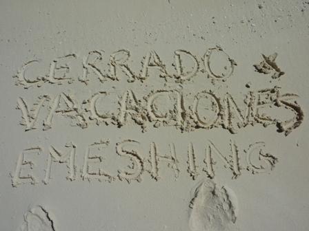 Emeshing emeshing cerrado x vacaciones o no la hice en la playa de bora bora cuando la inspiracin de la relajacin y la desconexin del mundo real fluan por mi inspiracin cerrado por vacaciones thecheapjerseys Images