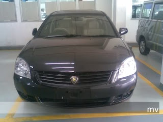 Proton Perdana replacement