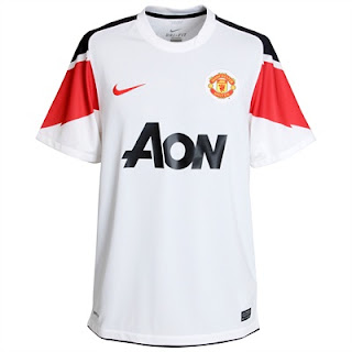 Man Utd new away kit