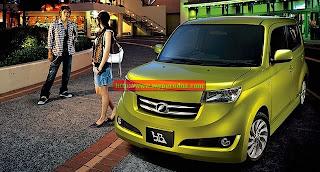 Perodua Kenari replacement model