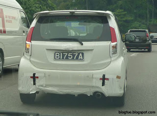 Latest Perodua Car