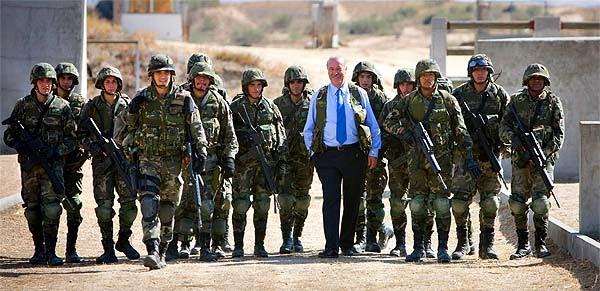 Ministerio de Defensa: Conoce tus fuerzas