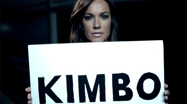 Cristina Saavedra es Kimbo
