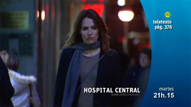 Imagen de la Promo Telecinco Series Hospital Central