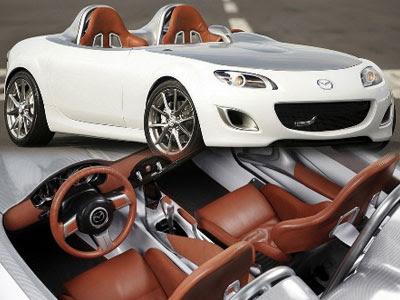 Mazda Mx 5 Roadster Coupe. Mazda MX-5 Roadster Sport