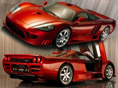 Mustang Saleen S7 Twin Turbo Design Sport User Manual