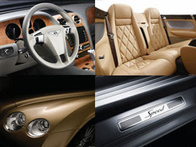 2010 Bentley Continental GTC Speed Gallery