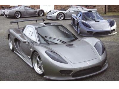 Keating TKR/SKR Super Cars