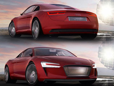 2009 Audi e- Sports Car Gallery