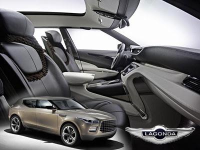 Aston Martin Lagonda Concept Car