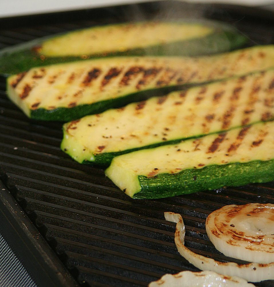 Grilled Vegetable Panini | Foto Artis - Candydoll