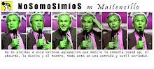 NoSomoSimioS en Matencillo.