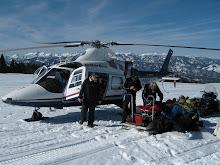 Buck Ridge Helicopter Rescue