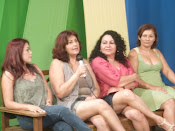 Entrevistas no Canal 7 e Canal 10
