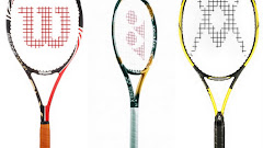 INFORMATION AND PICTURES ON ALL OUR NEW RACKETS - CLICK ON PICTURE