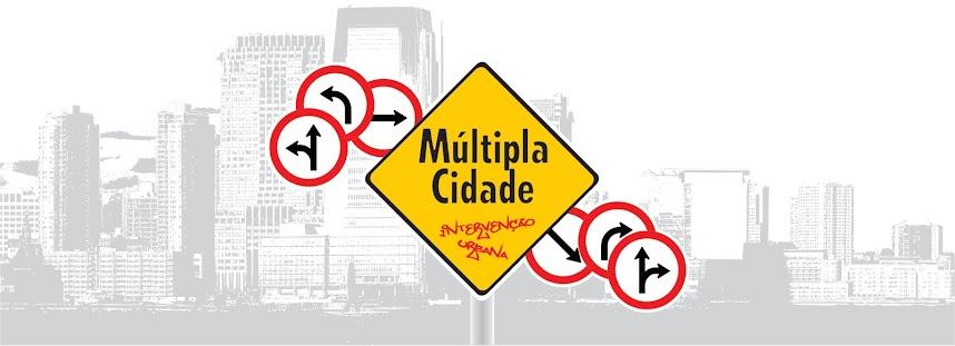 Múltipla Cidade Intervenção Urbana