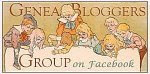 Genea-Bloggers Group on Facebook
