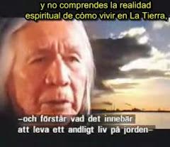 Habla un anciano indio Hopi