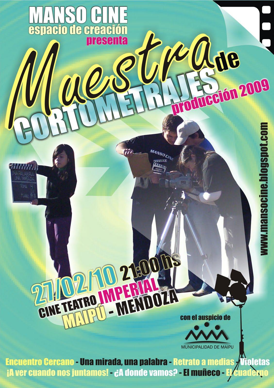MANSO CINE MUESTRA