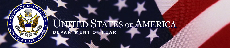 United States Department of Fear