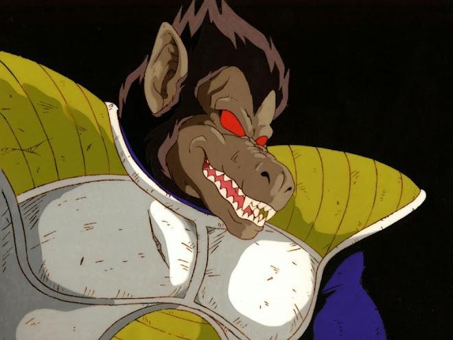 Goku vs Vegeta Ozaru_Vegeta