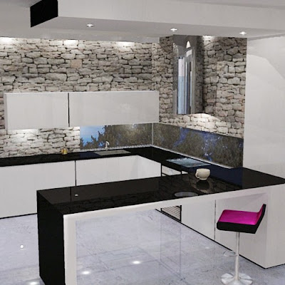 Kitchen Designers on New Exclusive Home Design  Kitchen Is Beautiful   Interior Design