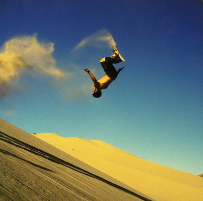 Sandboarding – For your dose of adrenaline in Dubai