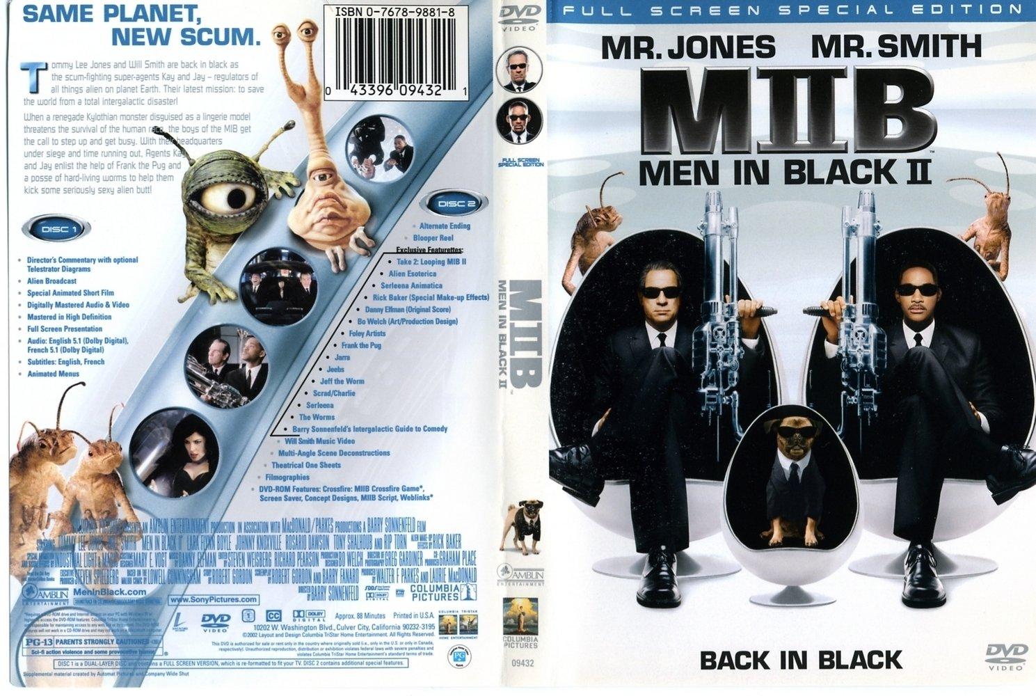 Men_In_Black_2 %5Bcdcovers_cc%5D front chris bossons advanced portfolio men in black ii dvd cover & movie