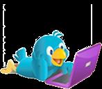 Vamos twittar!