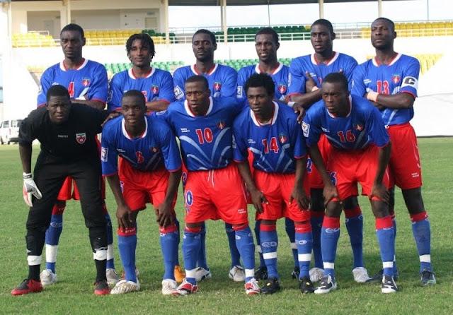 Haití informa los convocados para el partido contra República Dominicana