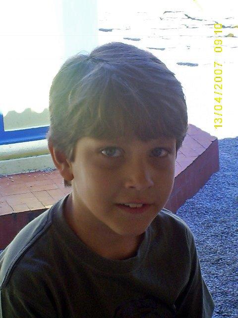 Meu amigo João Victor