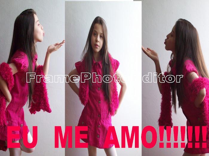 Eu me amo!!!!!!!!!!!!!!!!